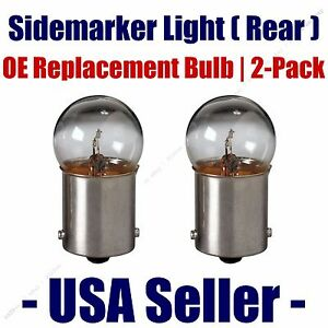 Sidemarker (Rear) Light Bulb 2pk - Fits Listed Volkswagen Vehicles - 5008