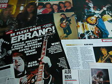 ALDO NOVA - MAGAZINE CUTTINGS COLLECTION (REF 1A)