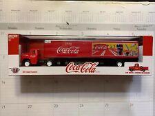 M2 Coca Cola Semi/Trailer 1:64 Scale Limited Edition