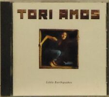 TORI AMOS 'LITTLE EARTHQUAKES' 12-TRACK CD
