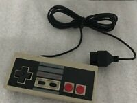 Controller For NES-004 Original Nintendo NES Vintage Console Wired Replacement