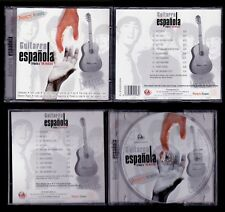 BEATLES IN SPANISH GUITAR - SPAIN CD 2004 - 10 TRACKS
