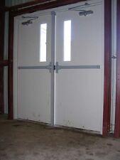 6070 Steel Building Complete Door Set (On Sale!)