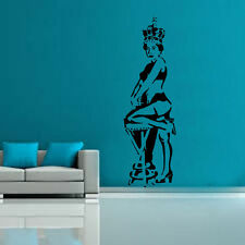 Queen Of Sex Decal Vinyl Wall Sticker