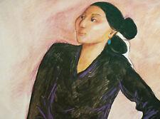 R C Gorman Gallery Fine Art Print Free US 48 Shipping Bernadette MAKE an OFFER