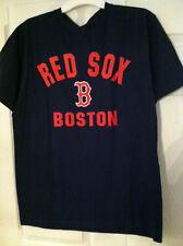 Boston Red Sox shirt. 2XL. Brand New. B Logo Boston. Blue