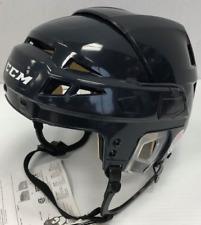 Ccm Vector V08 Connor McDavid Pro Stock Hockey Helmet Medium Navy Edmonton
