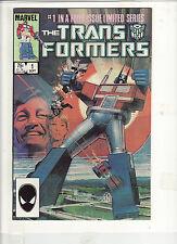 Transformers #1 Vf/Nm