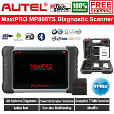Autel MP808TS Automotive All Systems Scanner ECU TPMS Diagnostic Service Tool