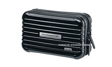 Porsche Rimowa Multipurpose Case Toiletries Case Small Travel Luggage Black