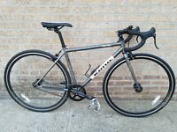 Kona Paddy Wagon Single Speed Track Pista Fixed Gear Commuter Surly Bike