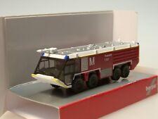HERPA WINGS Scenix-Pompiers Panther aéroport de Munich - 558853 - 1:200