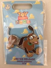Disney Toy Story Land Grand Opening Limited Release Slinky Dog Dash Pin BoxLunch