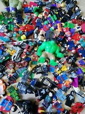 LEGO Super Heroes Minifigure x5 Figs per order + Accessories - Surprise Packs!
