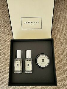 Jo Malone English Pear Freesia & Blackberry Bay Cologne 2x 9 ml + Body Creme