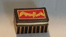 Treen 1850-1899 Antique Wooden Boxes