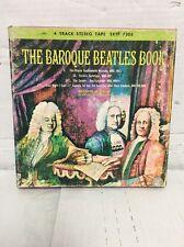 The Baroque Beatles Book Reel 4 Track, Joshua Rifkin 7 1/2 IPS