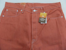 Levi's 501 Shrink To Fit Men's Straight Leg Button Fly Jeans Size 36x34 NWT