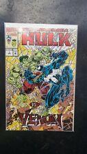 Incredible Hulk vs Venom #1 Embossed Variant