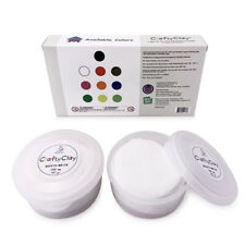 WHITE Air Dry Art Clay - Professional Grade | For Craftsmen and Kids |