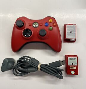 Official Microsoft Xbox 360 Resident Evil Edition Wireless Controller