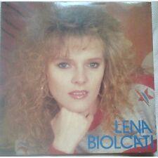 LENA BIOLCATI - Omonimo - I POOH LP VINYL 1986 NEAR MINT CONDITION