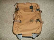 NWT Filson Dryden Carry On Bag Luggage 2-Wheel 36L Whiskey $325.00
