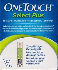 Lifescan One Touch Select Plus Teststreifen neu+OVP vom med. Fachhändler