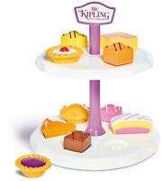 Casdon MR KIPLING CAKE STAND Children Food Cooking Pretend Play Toy BN