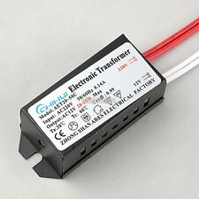 220V-12V Halogen LED Lamp Electronic Transformer Power Supply Driver Adapter New