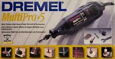 NEW IN BOX~DREMEL MULTIPRO+5 MULTI-PURPOSE HIGH SPEED POWER TOOL W/5 ACCESSORIES