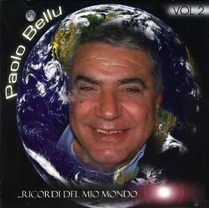 Paolo Bellu - …Ricordati Del Mio Mondo (CD, Album)