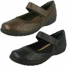 Ladies Clarks Cheyn Web Casual Shoes