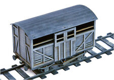 Railways Rolling Stock Livestock / Cattle wagon R003