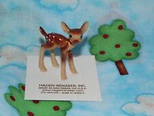 Hagen Renaker Deer Fawn Baby Standing Figurine Miniature 00874 FREE SHIPPING NEW