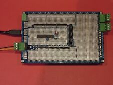 arduino mega prototype shield PCB. Mega 2560 FADILAB 2 Protoboard. 2000-91014