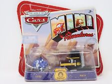Disney Cars Mini Adventures Luigi & Mack - Radiator Springs.