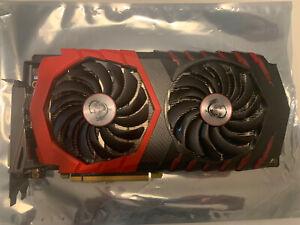 MSI NVIDIA GeForce GTX 1060 Gaming 6gb Video Card