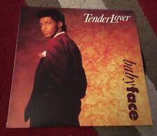 Baby Face - Tender Lover 12' Vinyl Single Record