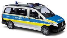 BUSCH HO 51164 Mercedes-V-Klasse-Autobahnpolizei #NEU in OVP#