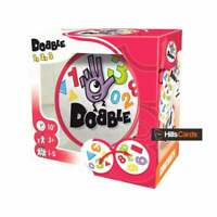 Dobble 1, 2, 3 - Award-Winning Visual Perception Card Game: Kids, Family Ages 3+