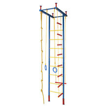 Sprossenwand Turnwand Kletterwand Klettergerüst Heimsportgerät Gymnastik Fitness