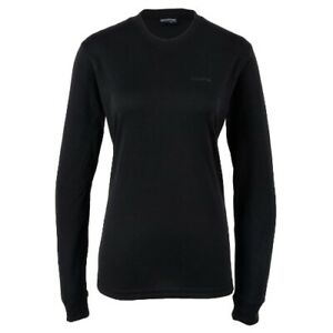 Campri Thermoshirt Thermal Top  dames noir taille L