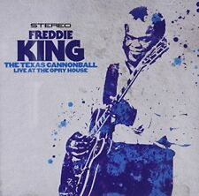FREDDIE KING - TEXAS cannon ball NUEVO CD
