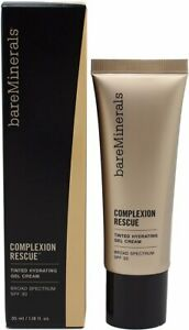 Complexion Rescue Tinted Hydrating Gel Cream by BARE MINERALS, Opal 01