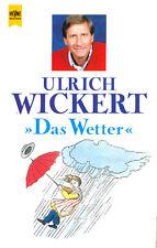 """Wickert, Urich; """"Das Wetter"""", 1996"""