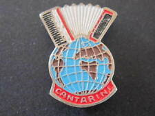 Cantarini Piano Accordian Music Badge