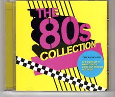 (HG554) The 80s Collection, 16 tracks various artists - 2005 CD