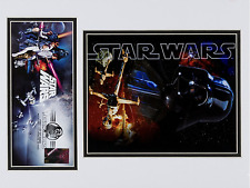 Star Wars Darth Maul First Day Of Issue Stamp Release (USPS, 2007).