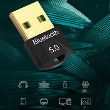 USB Bluetooth 5,0 Adapter Dongle Receiver Wireless Audio Musik Stereo TV PC MAC